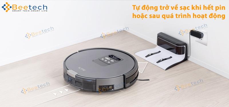 Robot hút bụi lau nhà iLife V80 Pro