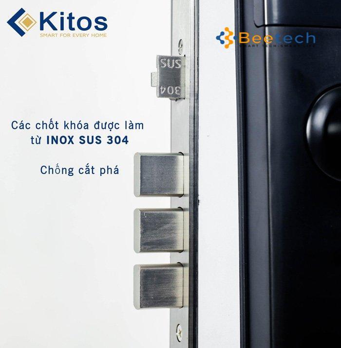 chốt khóa SUS 304 Kitos A10
