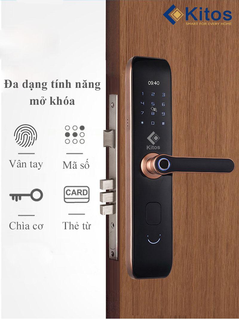 khóa vân tay Kitos A10