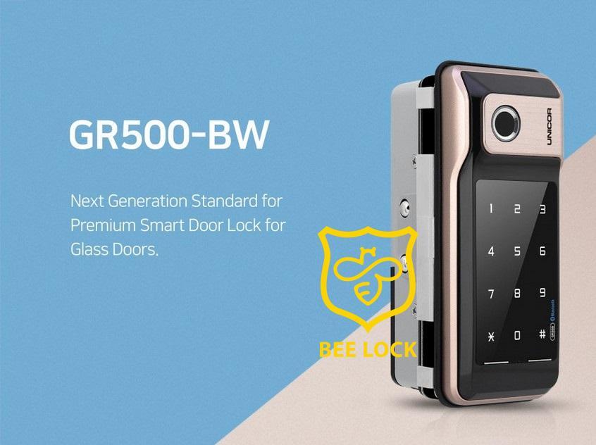 Khoa-van-tay-cua-kinh-Unicor-GR500-BW-GLC