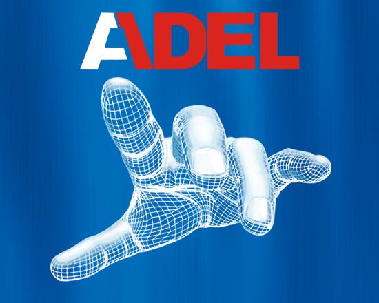 Top 3 loại khóa vân tay Adel