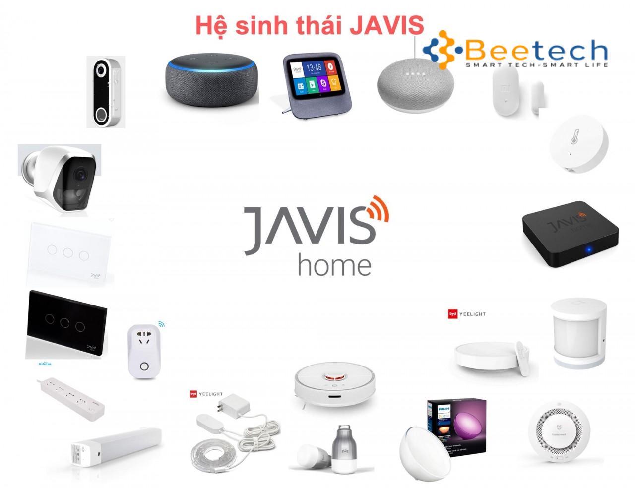 Hệ sinh Tháo nhà thông minh Javis