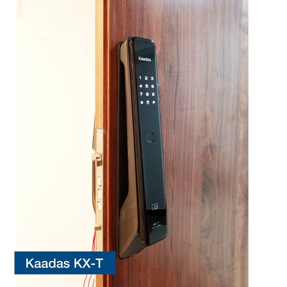 Khóa cửa vân tay Kaadas KX-T