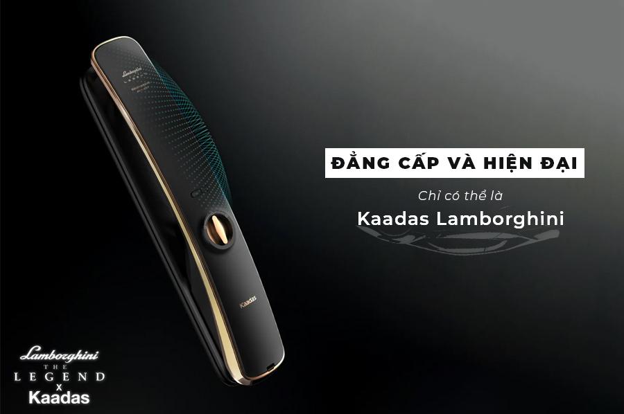 Khóa cửa vân tay Kaadas Lamborghini