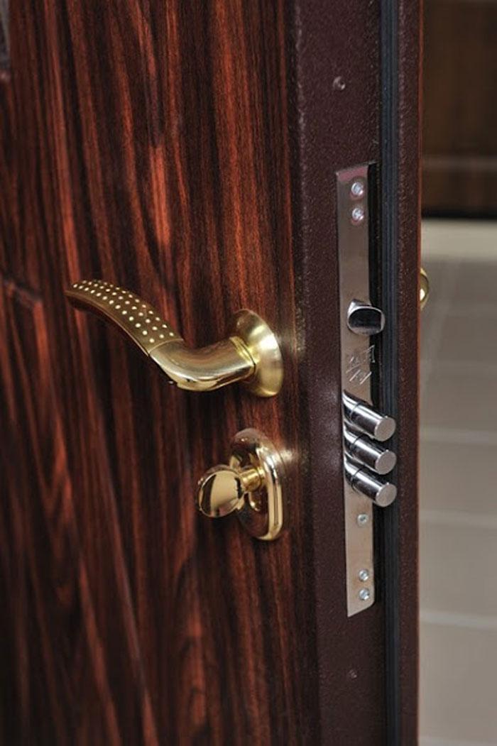 Các mẫu khóa cửa gỗ đẹp