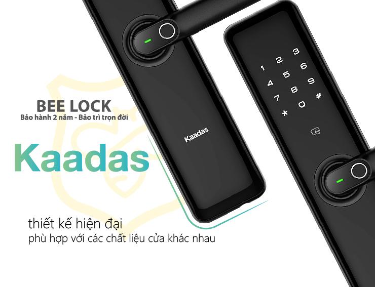 Khóa vân tay điện tử Kaadas S8