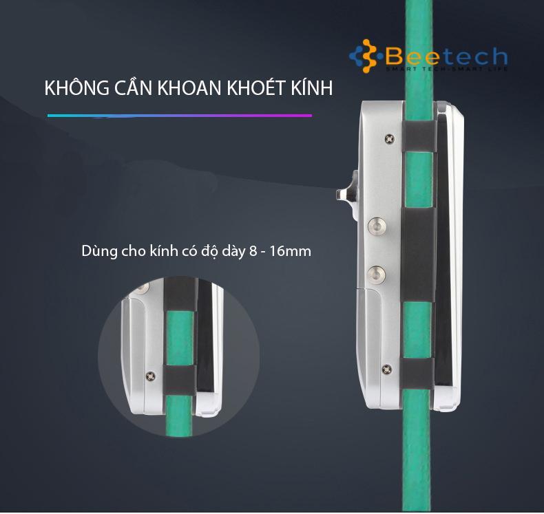 Kitos KT-GL12 Plus lắp đặt dễ dàng
