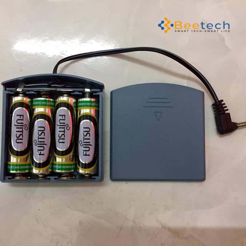 Pin sạc cho khóa điện tử