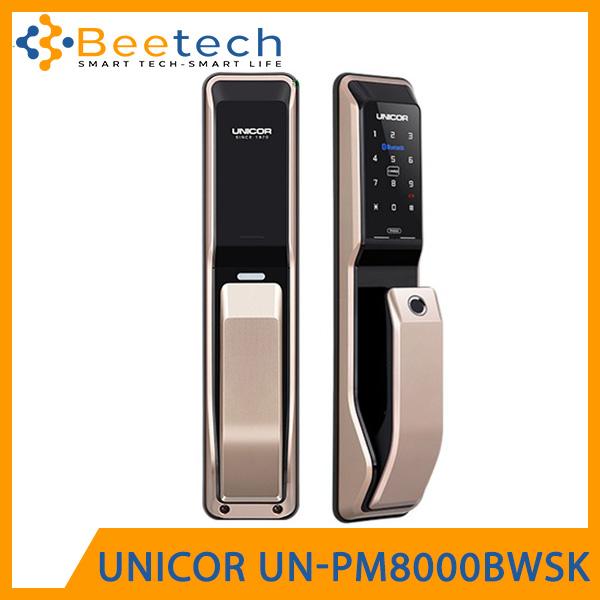 Khóa cửa vân tay Unicor PM8000BWSK