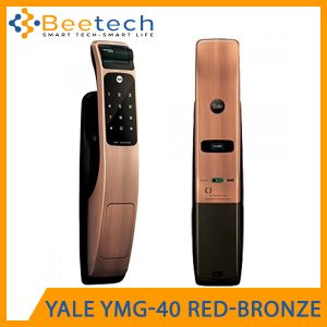 Yale YMG 40 Red-Bronze