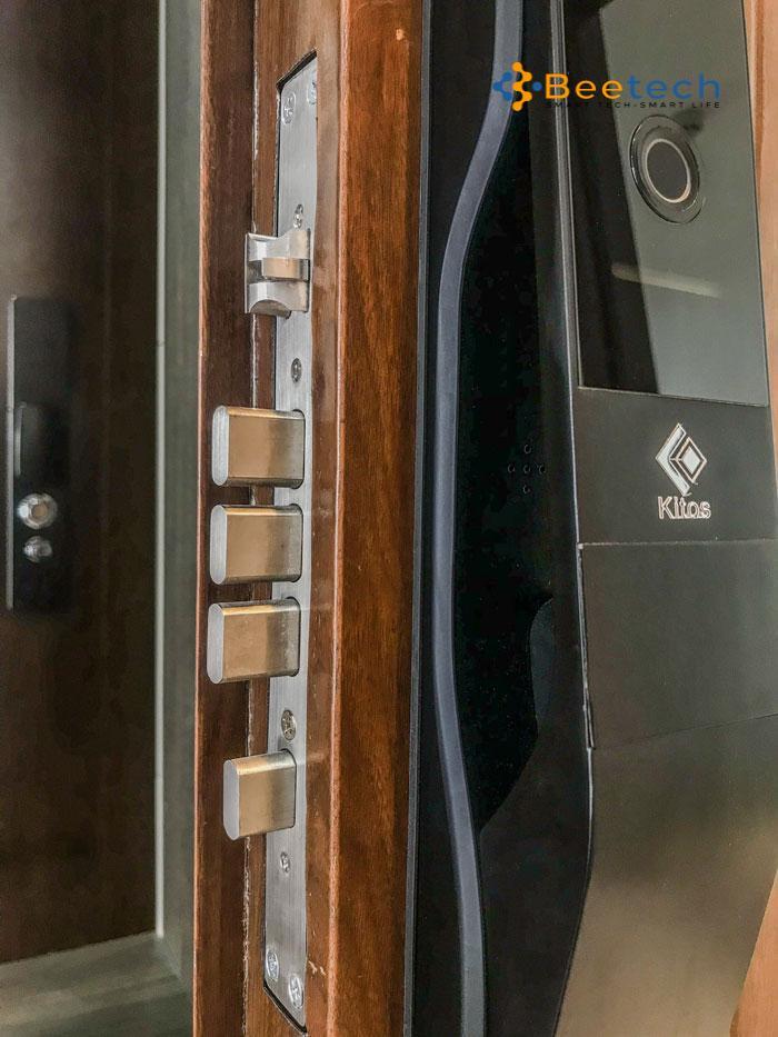 chốt khóa cửa thông minh Kitos P830