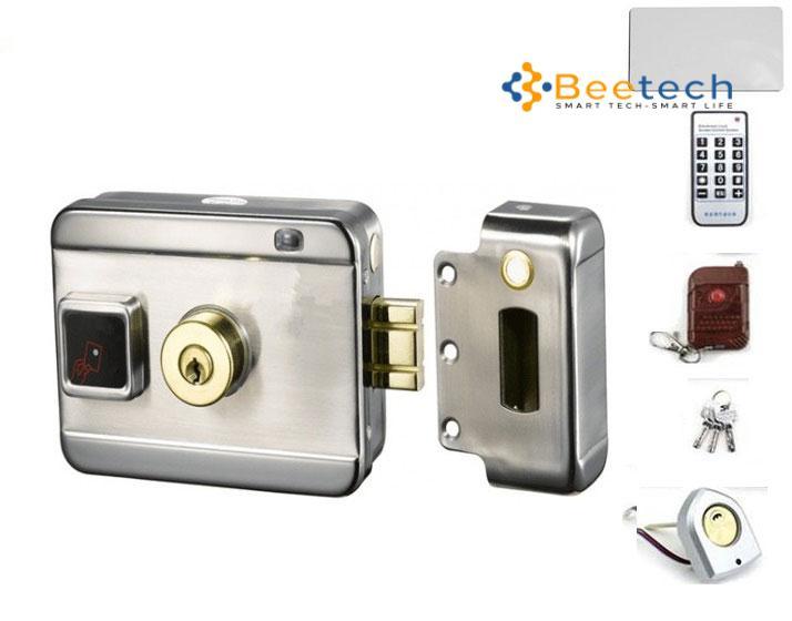 Khóa cổng điện từ Smart Rim Lock