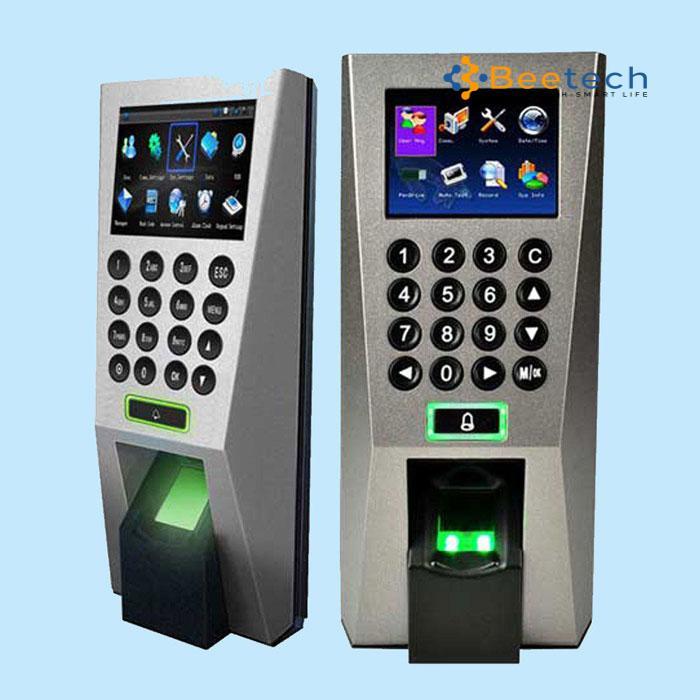 Bộ khóa cổng điện tử thông minh