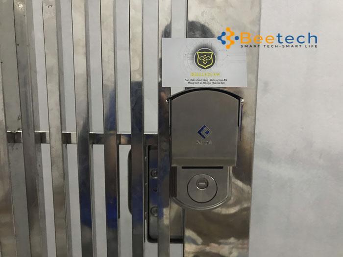 Khóa cổng Kitos DL02