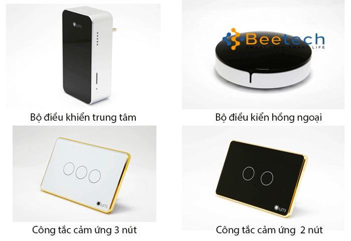 Các thiết bị Nhà thông minh Lumi