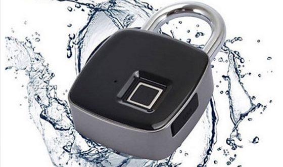 ổ khóa vân tay chống nước tốt nhất