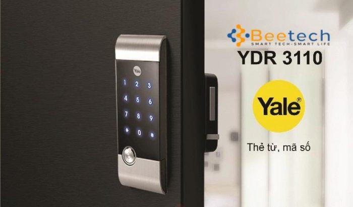 yale 3110+ smart door lock