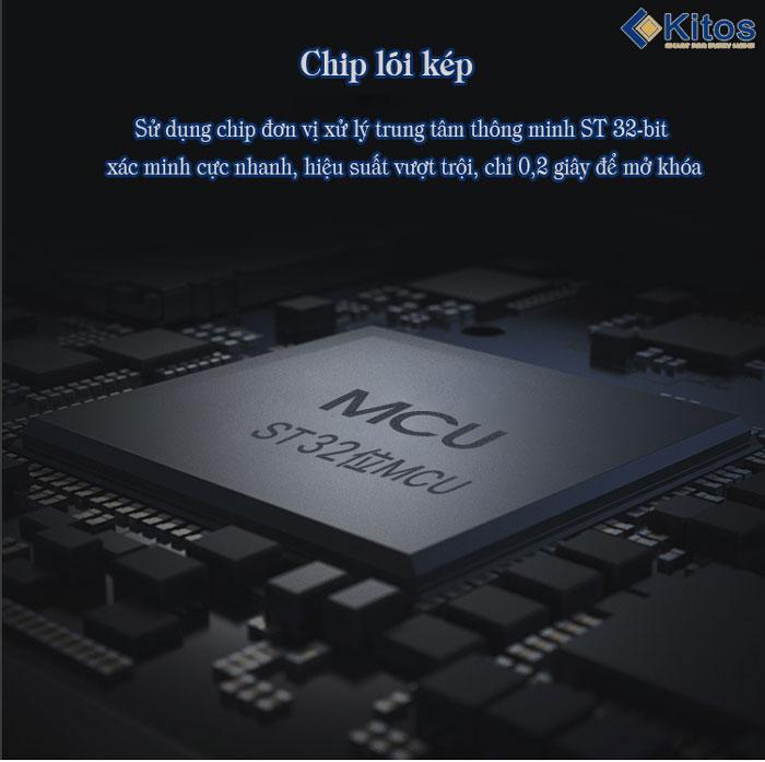 Kitos KT-X3 sử dụng chíp lõi kép
