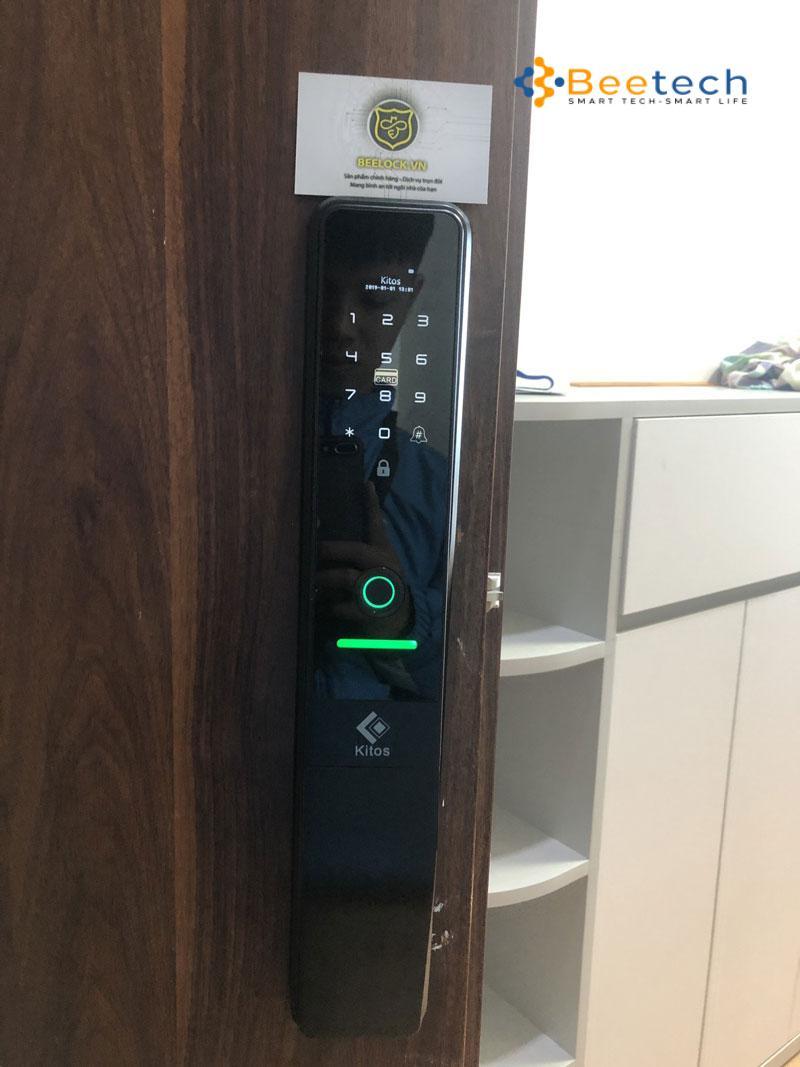 khóa từ chung cư, căn hộ Kitos KT-P830