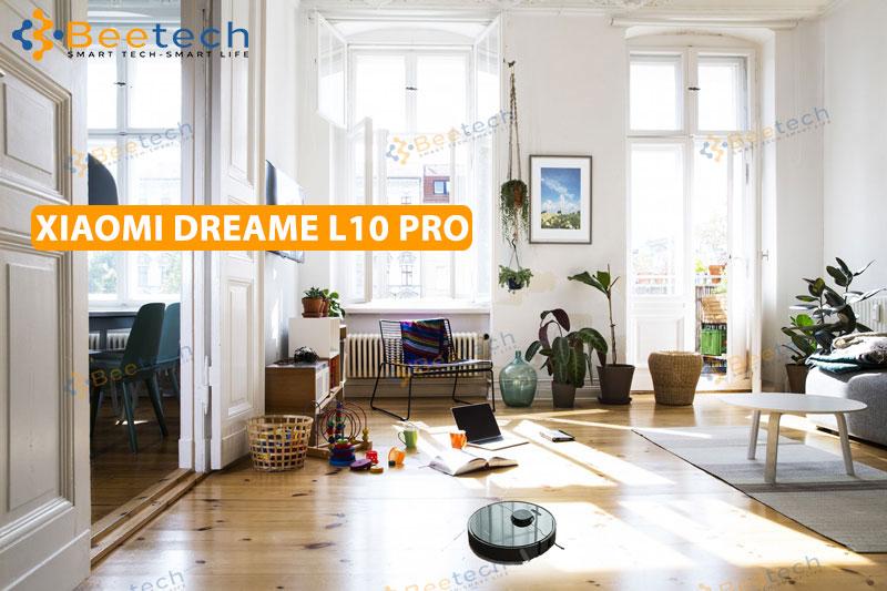 Robot hút bụi Xiaomi Dreame Bot L10 Pro