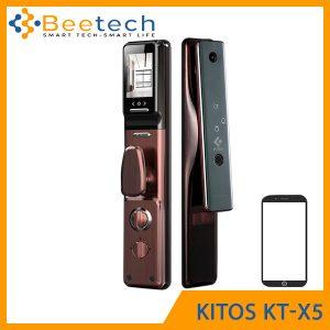 Khóa vân tay camera chuông hình Kitos X5