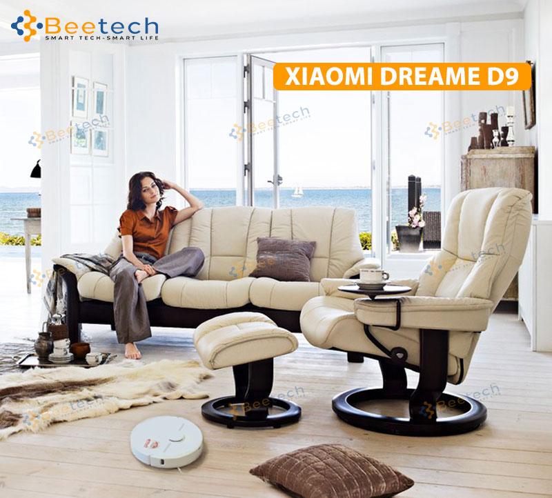 Robot hút bụi lau nhà Xiaomi Dreame D9