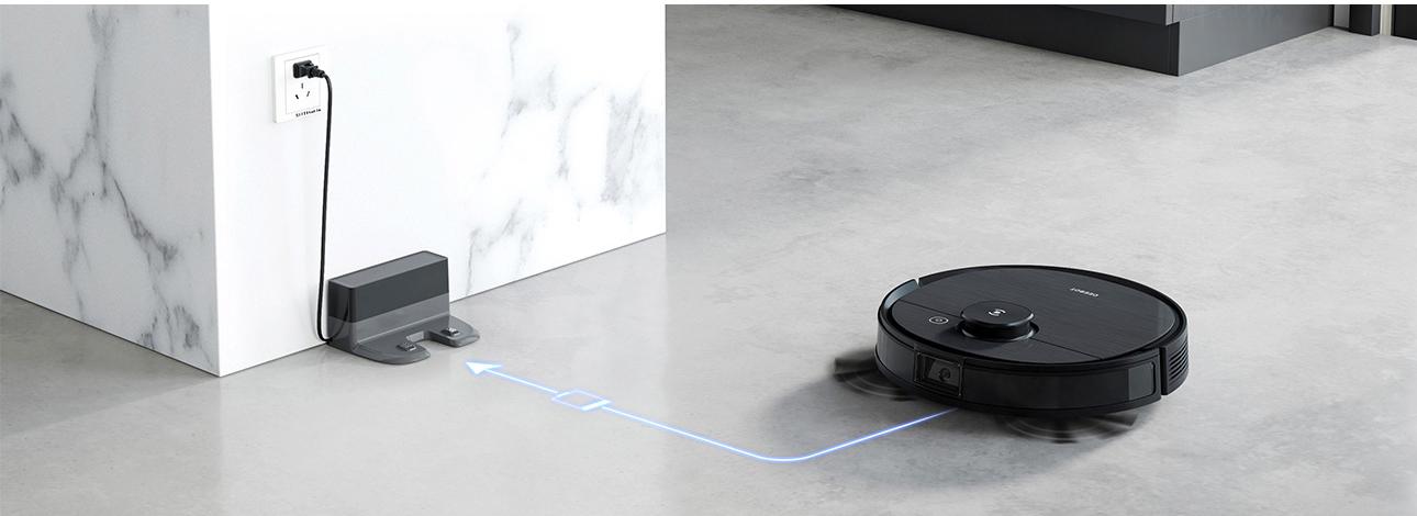 Robot-Ecovacs-Deebot-OZMO-T8-Aivi