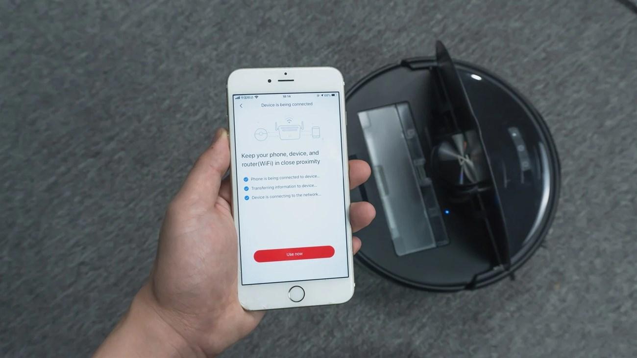 Robot hút bụi Xiaomi Roborock Gen 3
