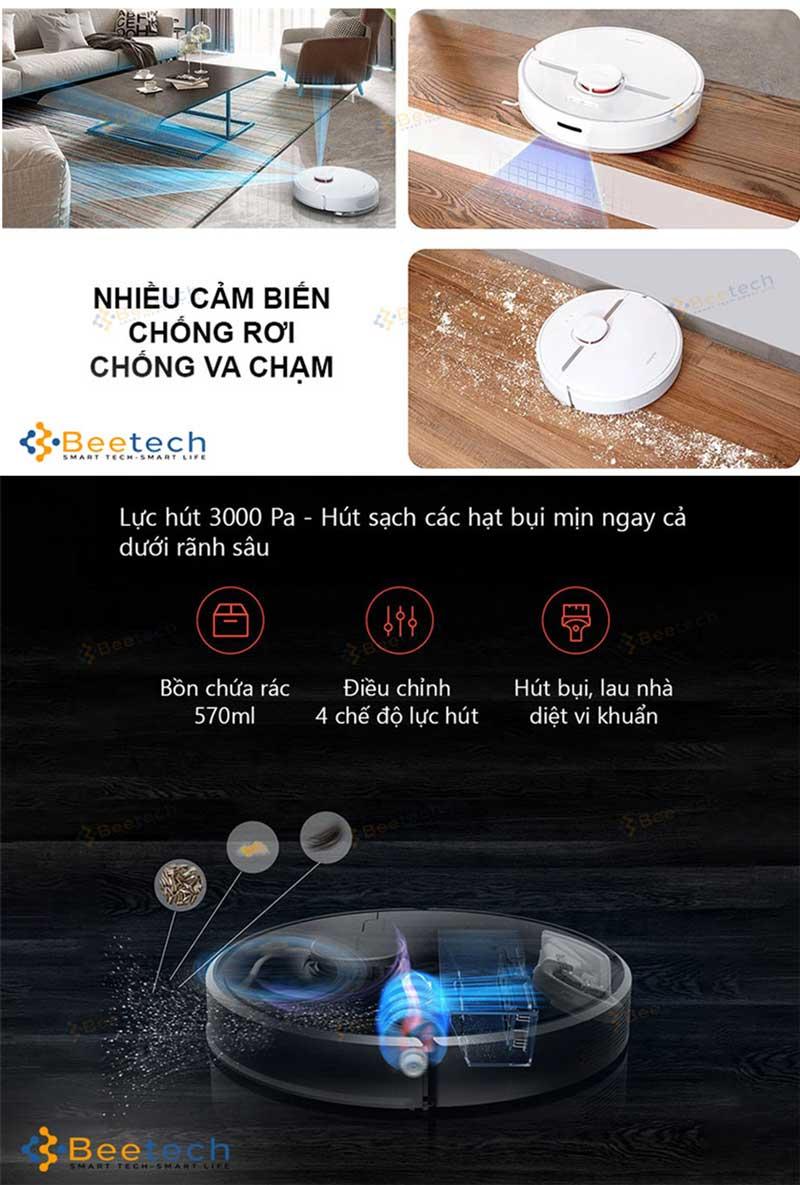 Robot Xiaomi Dreame D9