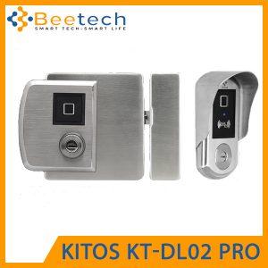 Khóa vân tay hai chiều ngoài trời Kitos DL02 Pro