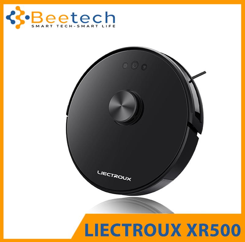 Robot hút bụi lau nhà Liectroux XR500