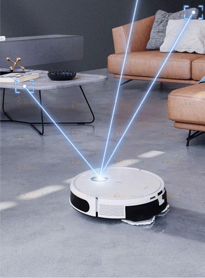 Robot hút bụi Ecovacs Deebot N9 Plus