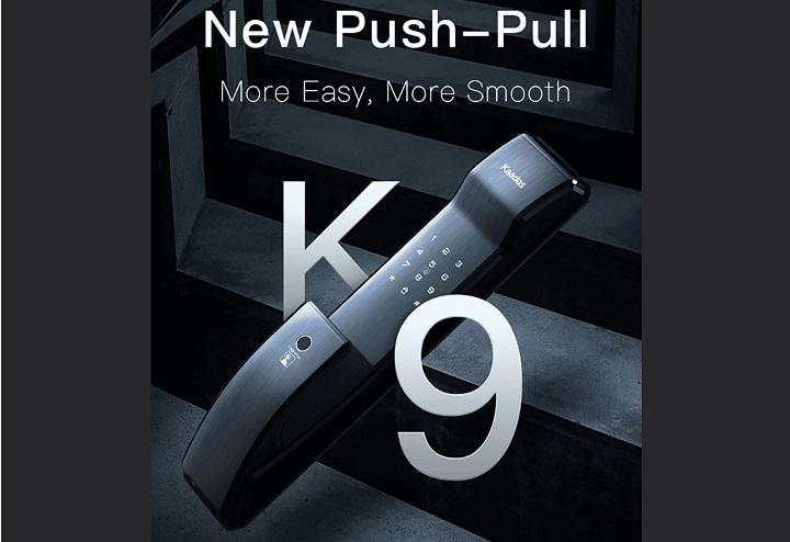 Khóa Kaadas Push- Pull
