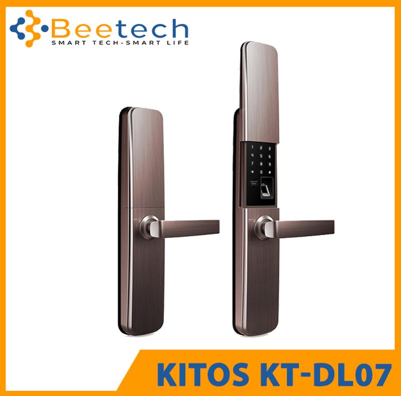 Khóa vân tay chống nước Kitos KT-DL07