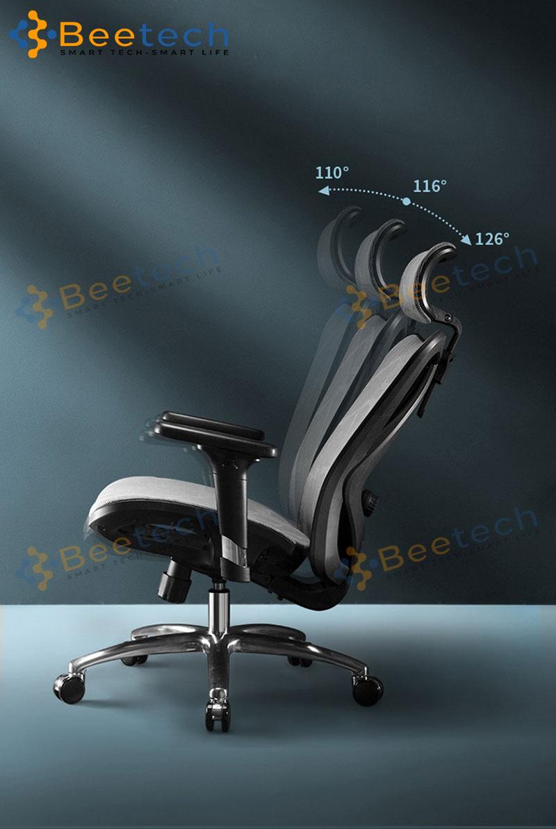 ghế ghế ergonomics công thái học Sihoo M57