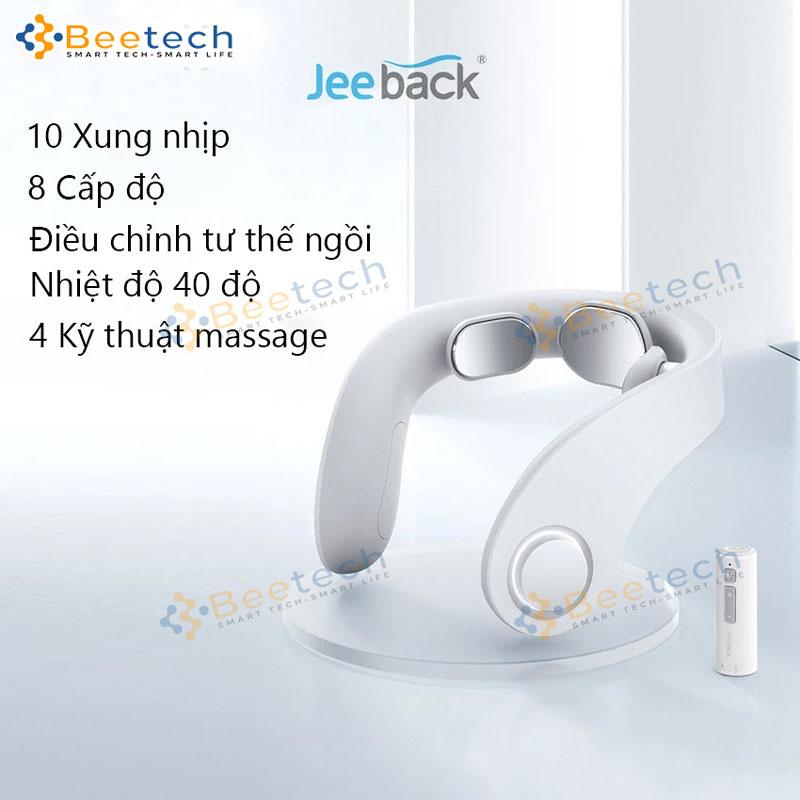 Máy massage cổ xung điện Xiaomi Jeeback G5