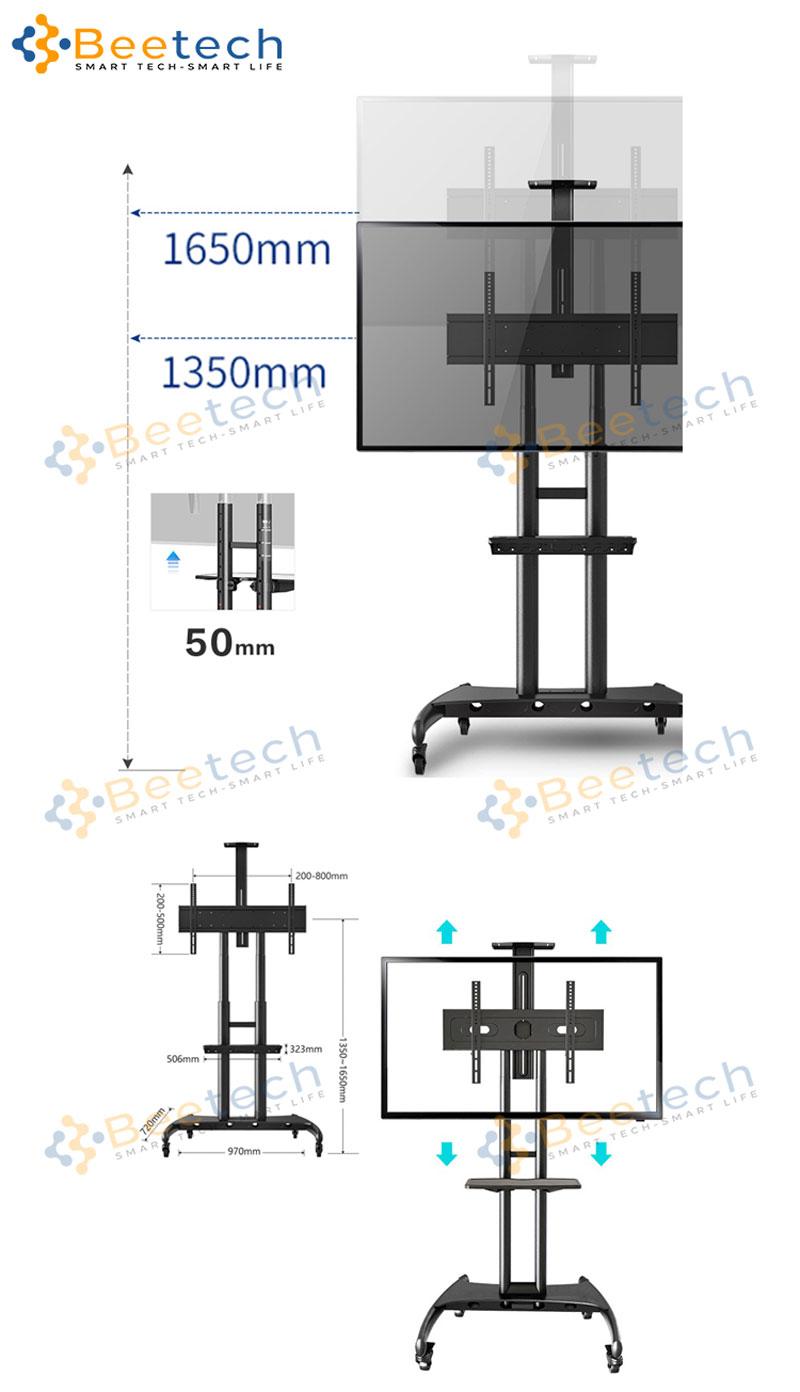 Giá treo màn hình Arm North Bayou NB-AVA1800-70-1P