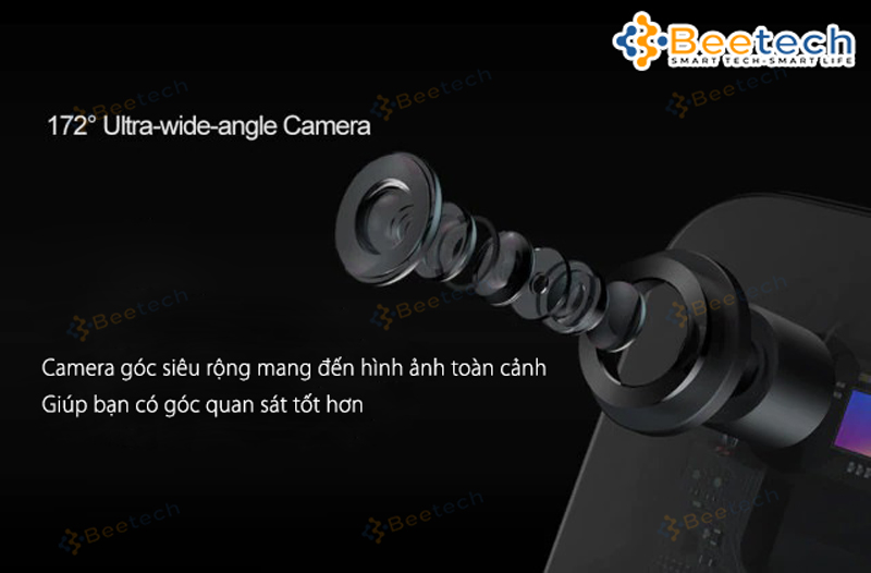 khóa Xiaomi Mijia Push Pull Pro