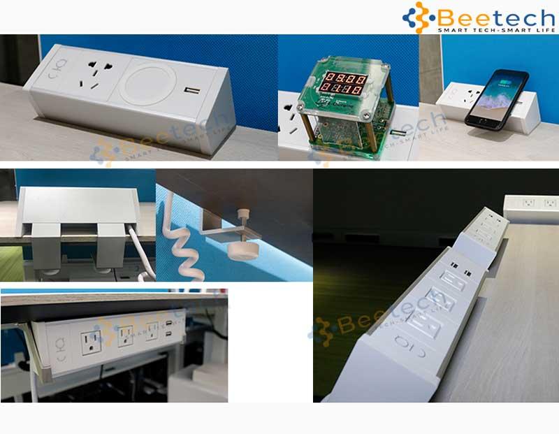Bàn tăng giảm chiều cao SmartDesk Eurotech D01
