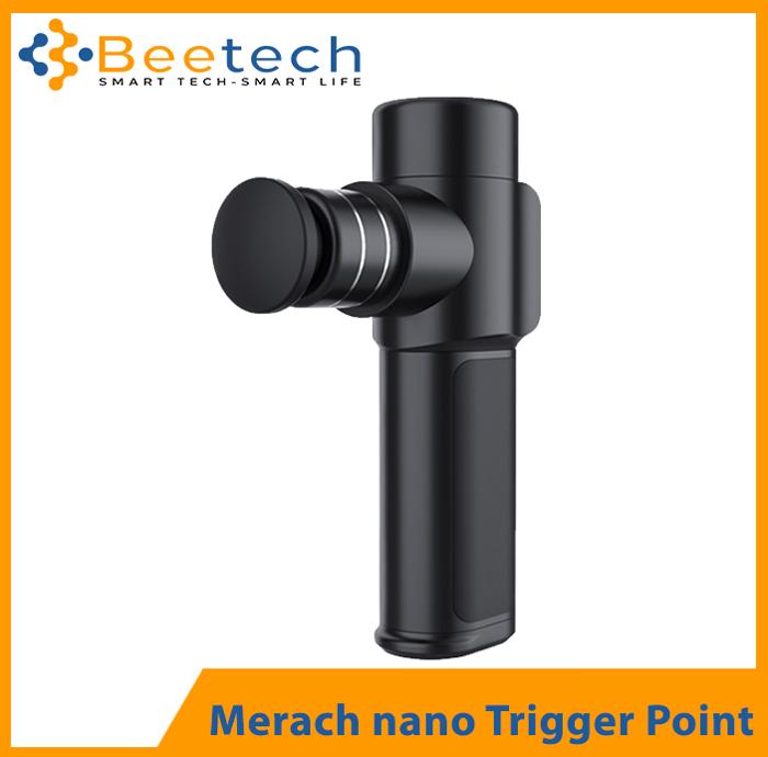 Súng massage cơ bắp Merach giảm đau nano Trigger Point
