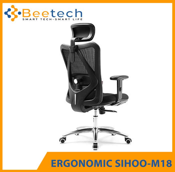 Ghế công thái học Ergonomic Sihoo M18